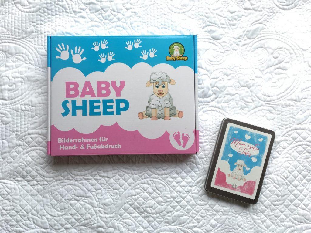 Babysheep_Baby Hand- und Fußabdruck Set