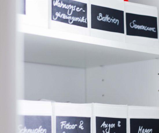 DIY mit Tafelfolie und IKEA SKUBB Aufbewahrungsboxen_1