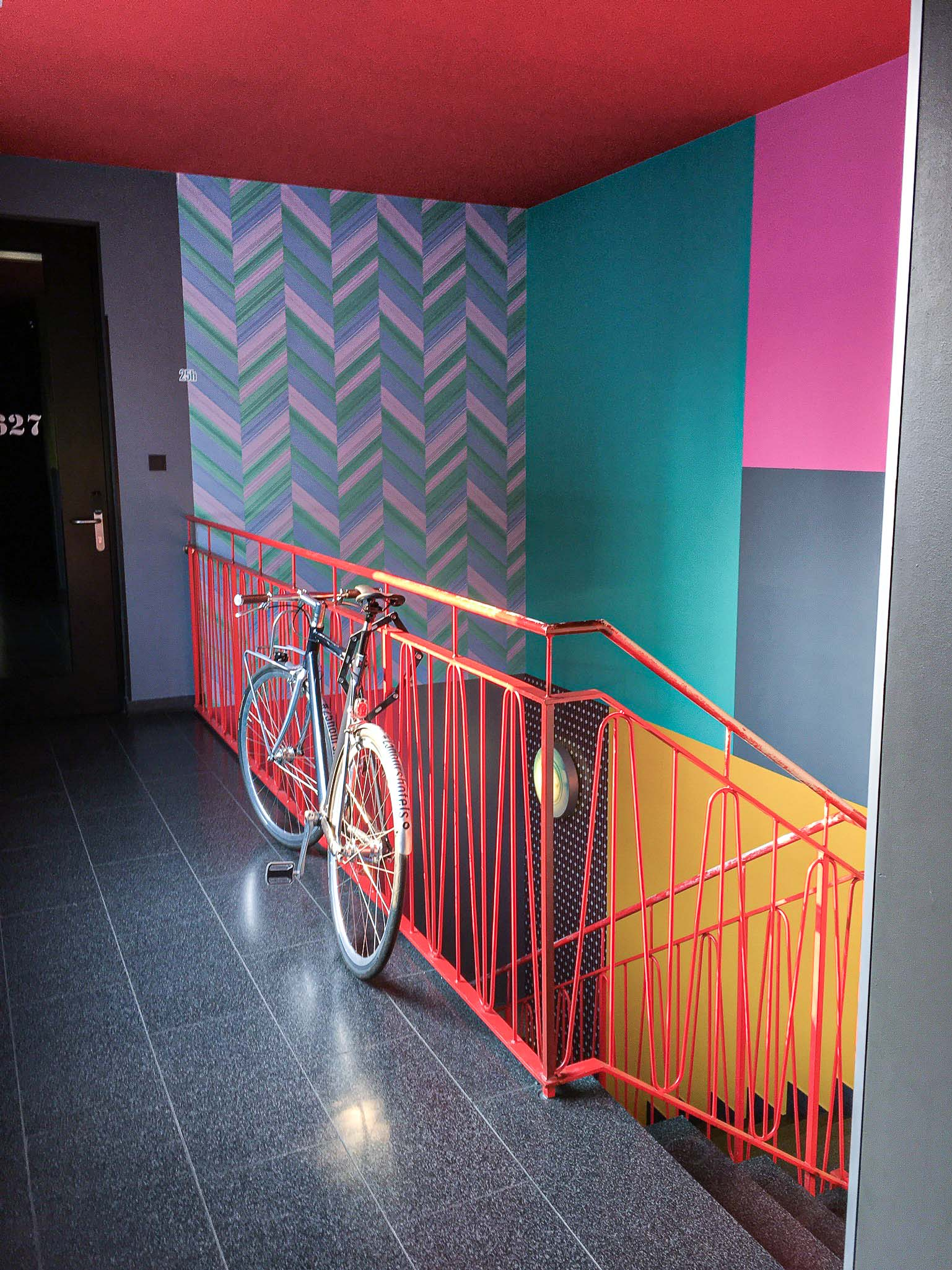 Hotel Review: 25hours Hotel The Trip_Fahrradverleih