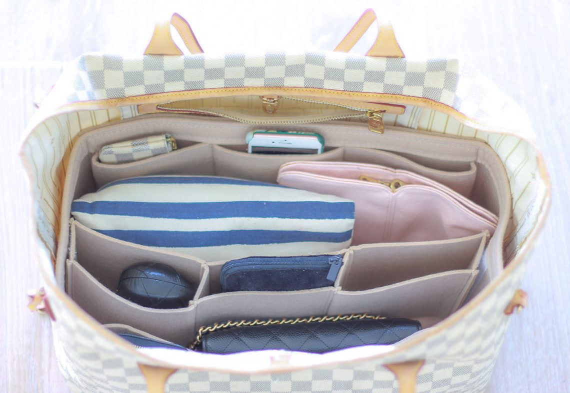 Louis Vuitton Neverfull GM_What's In My Bag_Halfie's Style_1