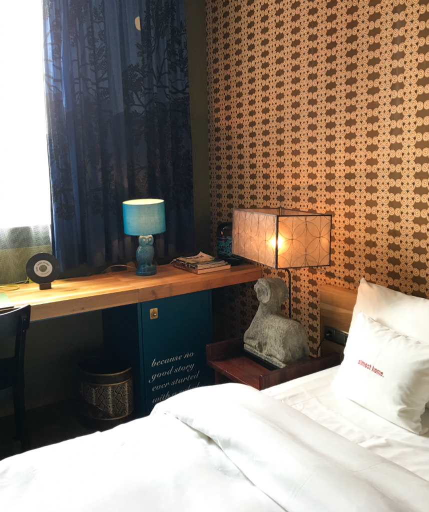 hotel review 25hours hotel the goldman halfie 39 s style. Black Bedroom Furniture Sets. Home Design Ideas