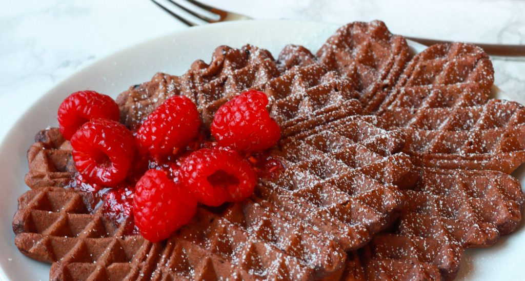 Rezept: Kakao-Dattel-Waffeln