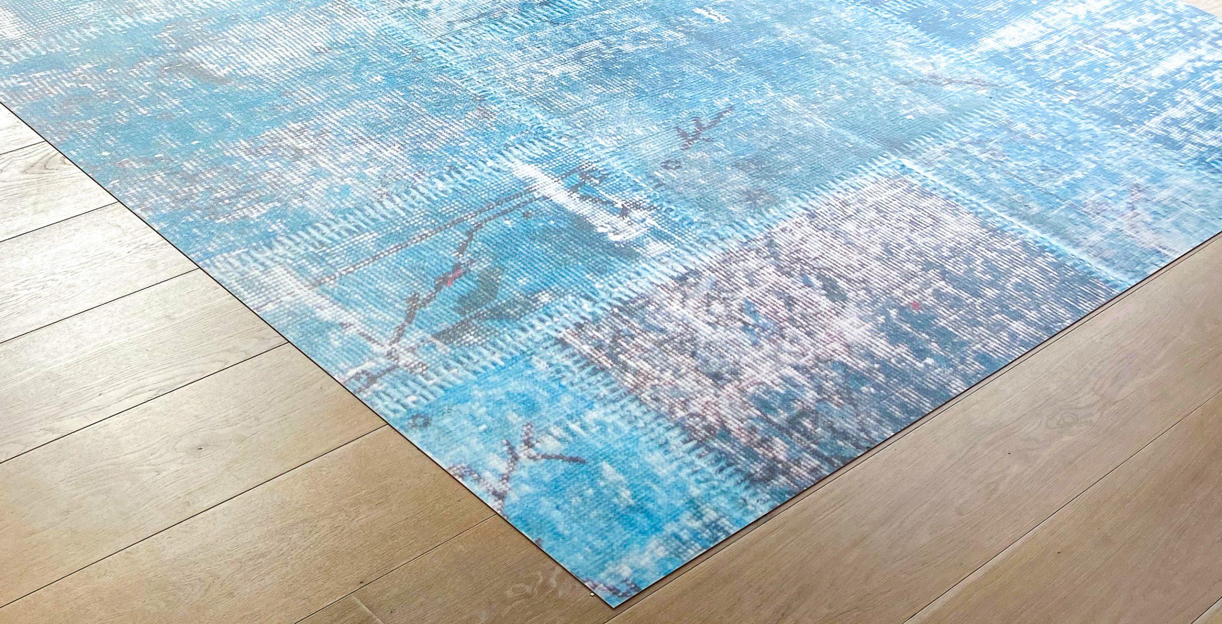 Vinyl Teppich in Türkischer