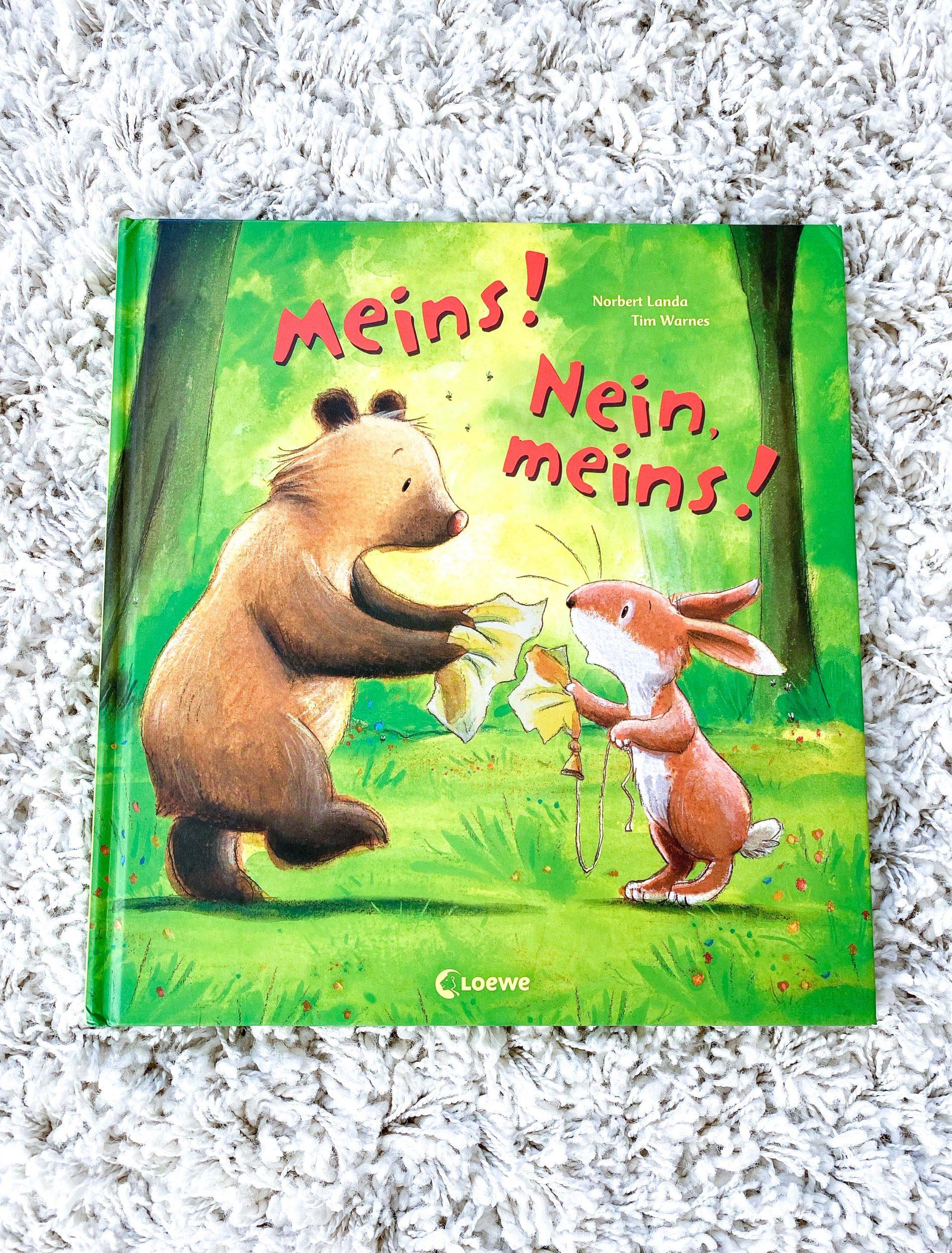 Meins! Nein, meins! Norbert Landa und Tim Warnes