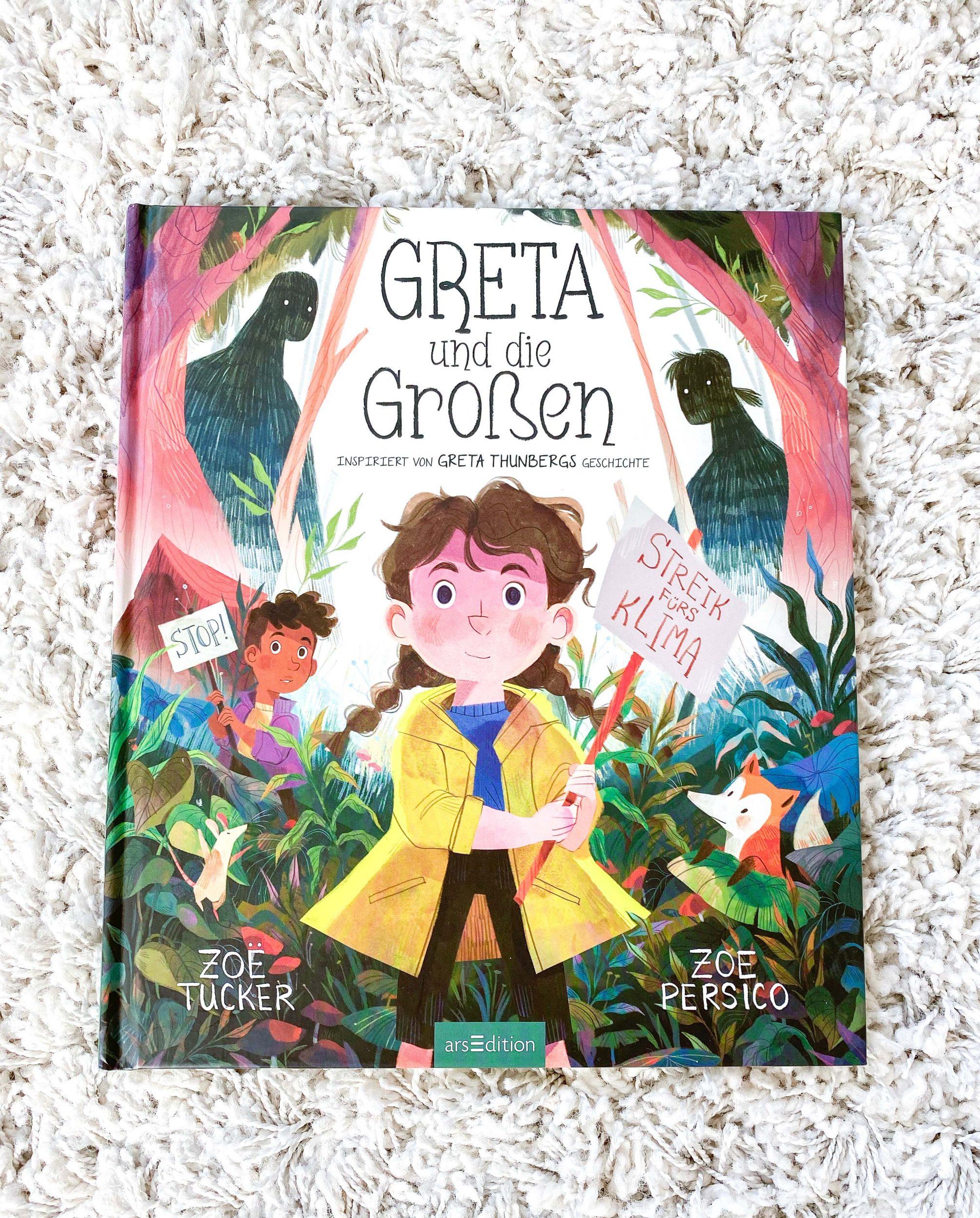 Greta und die Großen von Zoë Tucker