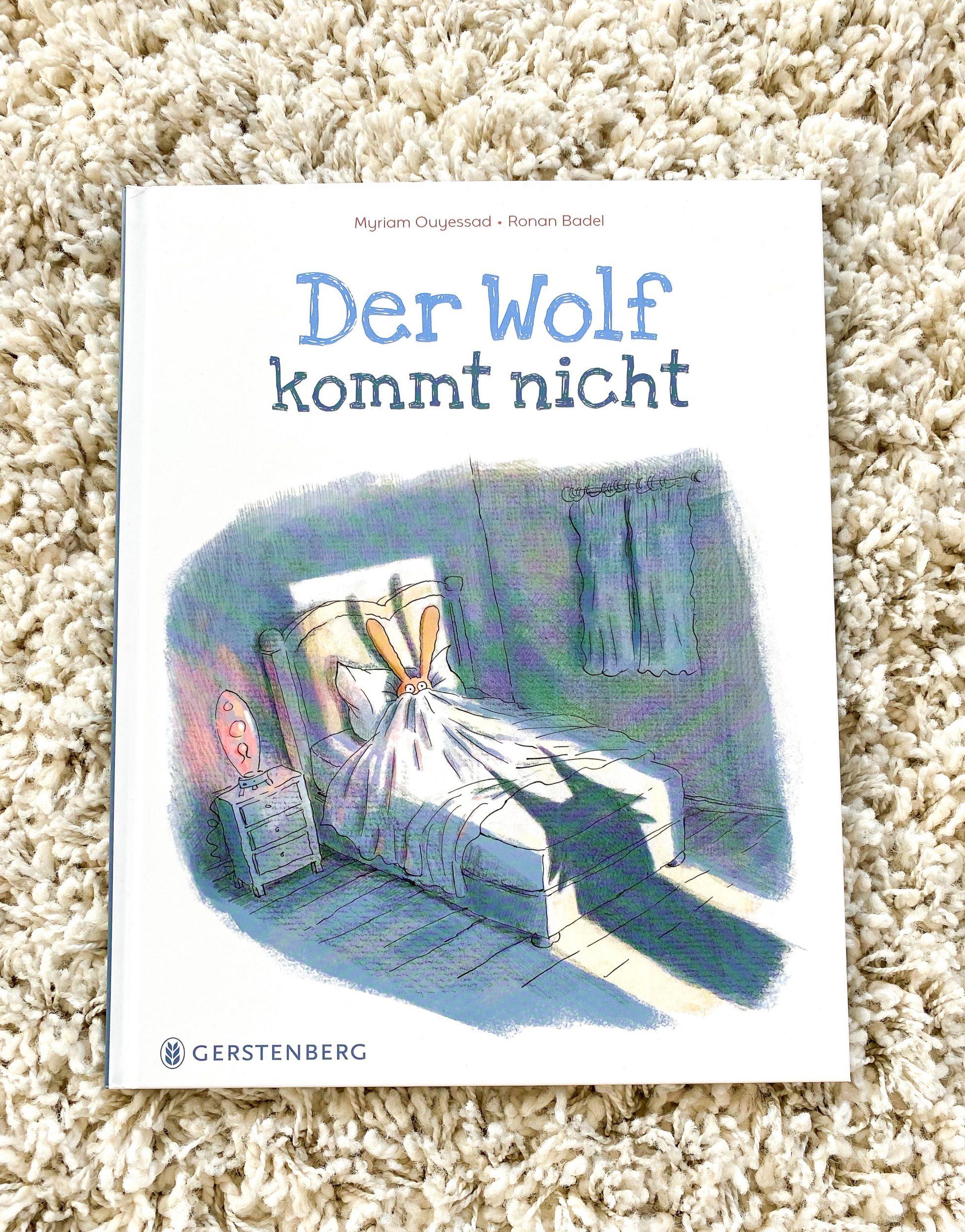 Der Wolf kommt nicht von Myriam Ouyessad und Ronan Badel